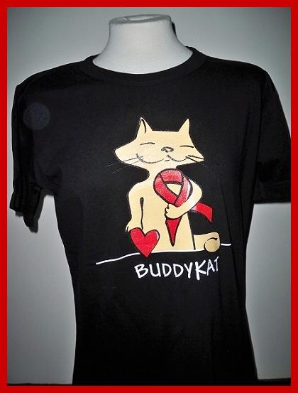 T shirt Buddy Kat